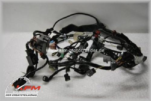 Honda CBR600 CBR 600 PC40 07 Kabelbaum Elektrik wiring