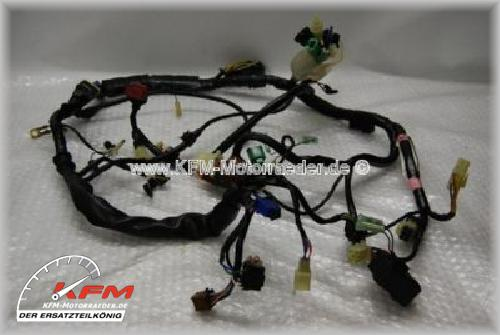 Honda CBF500 CBF 500 04-08 Kabelbaum Elektrik