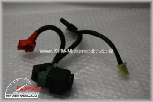Honda CBF500 CBF 500 04-08 ABS Startrelai Starter Relai