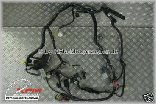 Honda CBR1000 CBR 1000RR SC57 2006 2007 Kabelbaum Hauptkabelbaum main wiring Neu