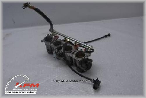 Honda CBR600RR CBR 600 RR 600RR PC37 03-06 Einspritzanlage