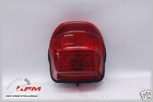 Honda CBR1100 CBR1100XX CBR 1100 XX Bj 99 - 05 Rücklicht
