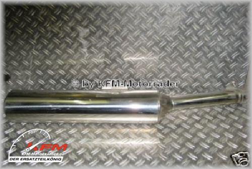 Honda CBR1000XX CBR 1000 XX Auspuff Schalldämpfer rechts